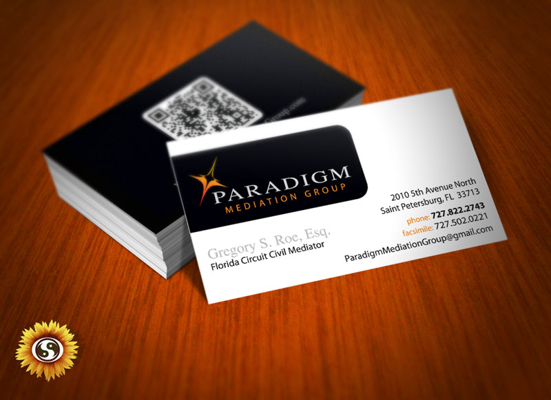 Business card designs by subtle network clearwater fl name colourmoves